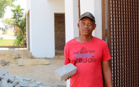 A builder and businessman from South Africa featured on Humans of New York. Picture: Humans of New York Facebook.