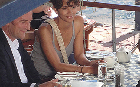 Actress Halle Berry. Picture: AFP