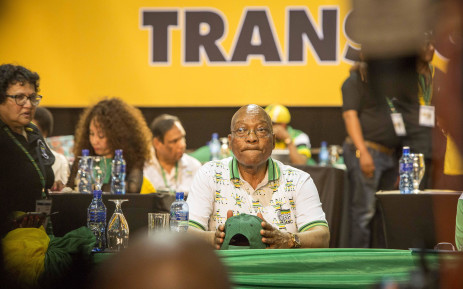 FILE: Jacob Zuma ahead of the announcement of the ANC's new top 6 on 18 December 2017. Picture: Thomas Holder/EWN