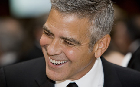FILE: American actor Goerge Clooney. Picture: AFP