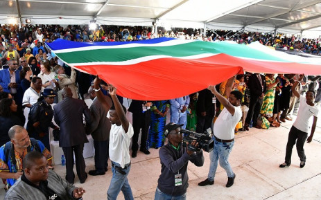 South Africa marks Freedom Day; apartheid ended 25 years ago