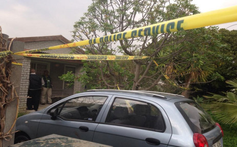 A police officer has allegedly shot himself and his girlfriend at her Strand home. Picture: Lauren Isaacs/EWN.