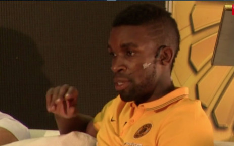 FILE: Tefu Mashamaite during his time with Kaizer Chiefs: Picture: EWN.