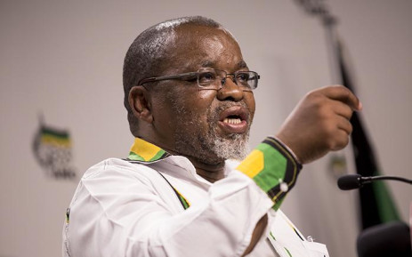 FILE: ANC secretary-general Gwede Mantashe. Picture: Reinart Toerien/EWN