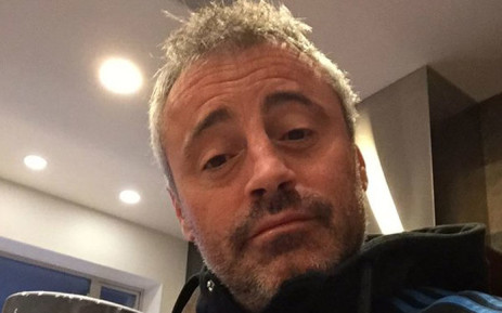 US actor Matt LeBlanc. Picture: @Matt_LeBlanc/Twitter