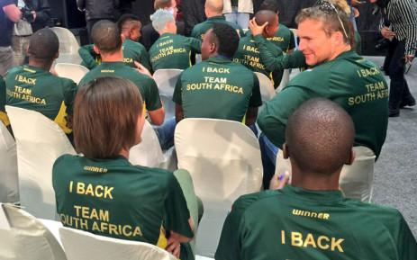 Select members of Team SA will be part of the greater SA squad representing the country in the Rio 2016 Olympic Games. Picture: Carl Lewis/EWN