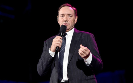 FILE: Actor Kevin Spacey performs onstage during the MPTF 95th anniversary celebration with 'Hollywood's Night Under The Stars' at MPTF Wasserman Campus on 1 October 2016 in Los Angeles, California. Picture: AFP.
