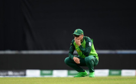 The Proteas have a week to contemplate this latest defeat and mastermind a way to get back to winning ways against the West Indies on Monday. Picture: @cricketworldcup/ Twitter