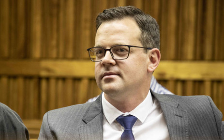 AfriForum's Ernst Roets in the Johannesburg High Court on 17 September 2019. Picture: Abigail Javier/EWN