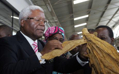 FILE: Former Zimbabwe finance minister Ignatius Chombo. Picture: AFP.