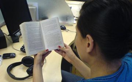 Literacy levels are highlighted during World Literacy Day on 8 September. Picture: Melissa du Preez/Eyewitness News