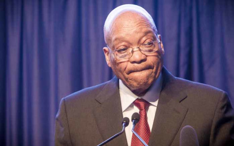FILE: Former President Jacob Zuma. Thomas Holder/EWN.