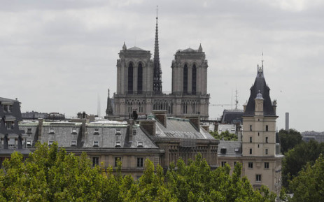 This picture taken on 16 June 2017 in Paris shows the Notre-Dame Cathedral. Picture: AFP