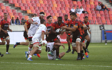 Kings are currently sitting last in Conference B with just one point after three defeat. Picture: @SouthernKingsSA/Twitter.