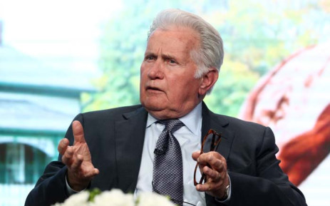 Actor Martin Sheen of 'Anne of Green Gables: The Good Stars' speaks onstage during the PBS portion of the 2017 Summer Television Critics Association Press Tour at The Beverly Hilton Hotel on 31 July 2017 in Beverly Hills, California. Picture: AFP