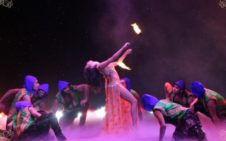 'Mystic India' showcases Bollywood at its finest and boasts an explosion of colour and energy. Picture: MsPublicity