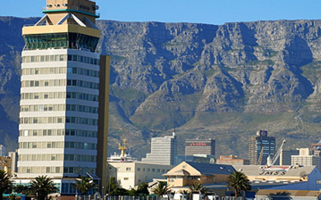 Port Control harbour in Cape Town. Picture: EWN