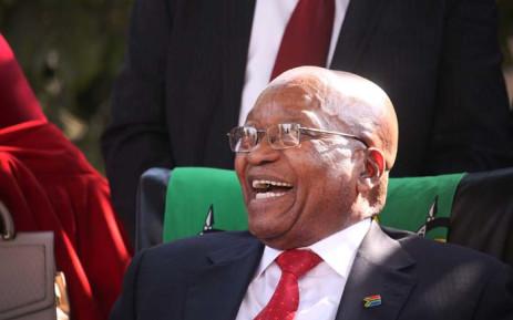 FILE: Former President Jacob Zuma. Picture: Bertram Malgas/EWN