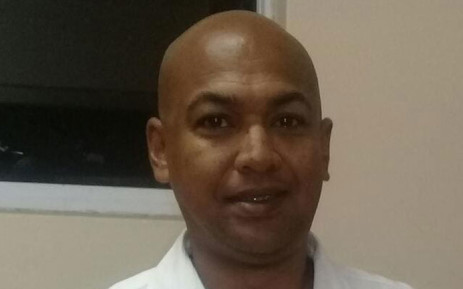 Maliek Fagodien is advocating for South Africans to adhere to the lockdown regulations after his father contracted the coronavirus and passed away in isolation in hospital. Picture: Supplied