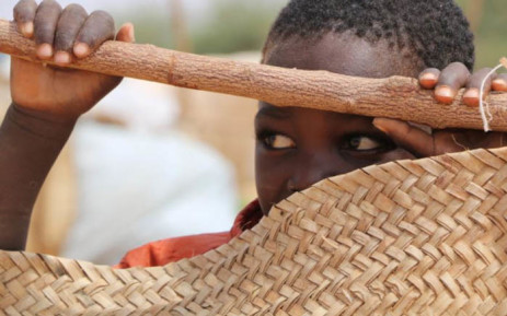 A boy living in a displacement camp in Tillabéri region, Niger. Picture: Mamoudou L. Kane / Amnesty International
