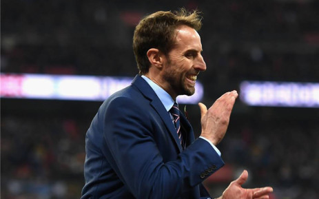 England coach Gareth Southgate. Picture: Official England Football Facebook page.