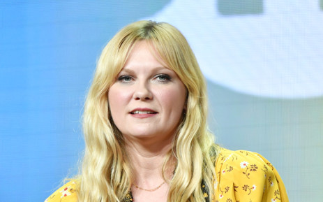 Kirsten Dunst of On Becoming a 'God in Central Florida' speaks during the Showtime segment of the 2019 Summer TCA Press Tour at The Beverly Hilton Hotel on 2 August 2019 in Beverly Hills, California. Picture: AFP.