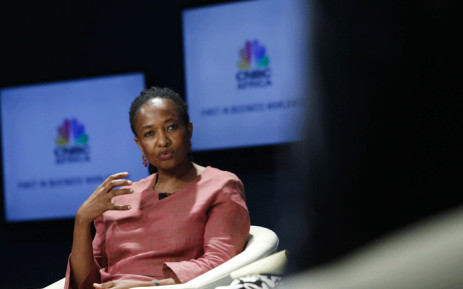 FILE: This undated file photo shows Denel board chairperson Monhla Hlahla. Picture: World Economic Forum/Flickr