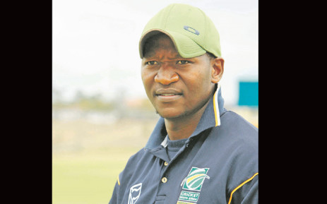 FILE: Mfuneko Ngam. Picture: Cricket South Africa.