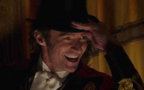 Hugh Jackman as PT Barnum in 'The Greatest Showman' movie. Picture: @greatestshowman/Instagram