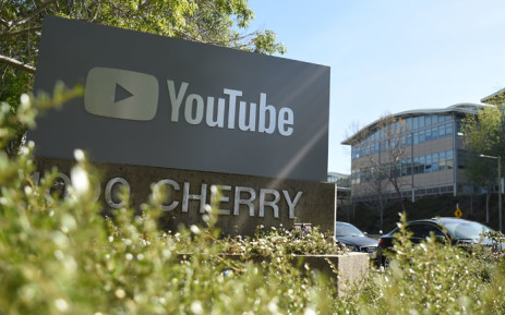 FILE: YouTube's headquarters in San Bruno, California. Picture: AFP