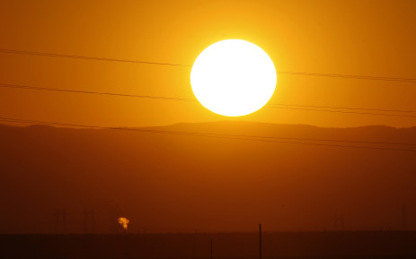 FILE: The five last years have been the hottest on record, and the period of 2010-2019 was the hottest decade since records began, C3S said.  Picture: AFP