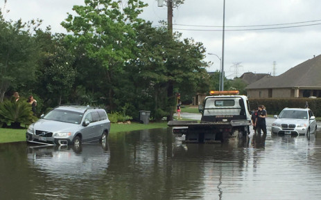 Six killed in Texas floods as severe weather lashes central US