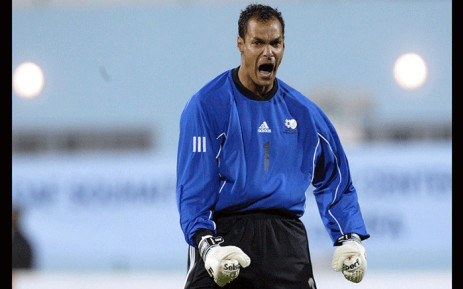 FILE: Former South African goalkeeper Andre Arendse. Picture: AFP.