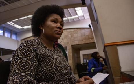 Nomathamsanqa Swartbooi finally has her identity back. Picture: Kayleen Morgan/EWN.