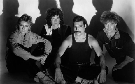 A file photo showing original members of the British band Queen. Picture: www.queenonline.com.