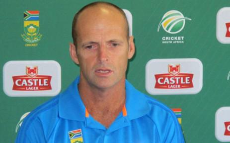 FILE: Proteas coach Gary Kirsten. Picture: EWN.
