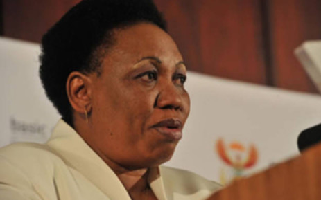 Basic Education Minister Angie Motshekga. Picture: GCIS