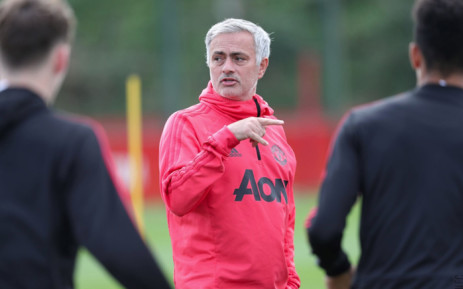 FILE: Manchester United manager Jose Mourinho. Picture: @ManUtd/Twitter.