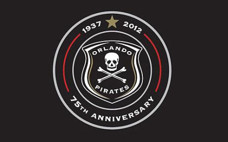 Orlando Pirates logo. Picture: Supplied.