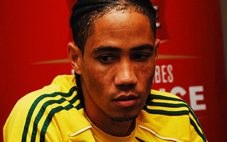 Bafana Bafana midfielder Steven Pienaar. Picture: Taurai Maduna/Eyewitness News