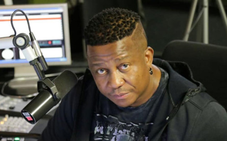 947 DJ Fresh, whose real name is Thato Sikwane. Picture: DJ Fresh Facebook.