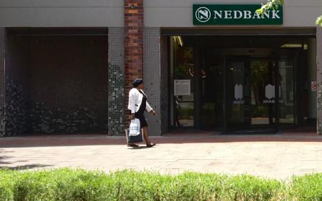 Nedbank. Picture: Sethembiso Zulu/EWN