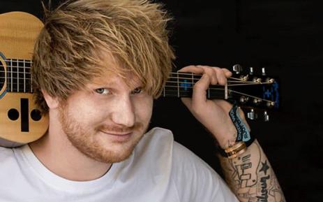 FILE: Singer Ed Sheeran. Picture: @edsheerandouble/Instagram.