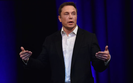 FILE: Elon Musk. Picture: AFP
