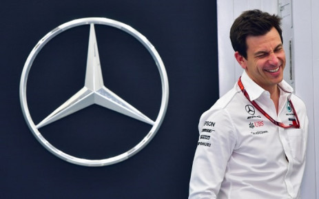 FILE: Toto Wolff, team principal and CEO of Mercedes-AMG. Picture: AFP