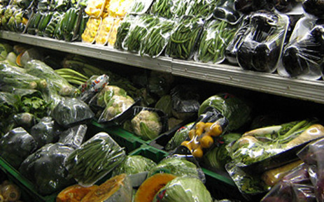 FILE: Economists say some relief is expected on food prices. Picture: Supplied.