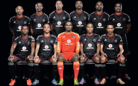 Orlando Pirates team photo. Picture: Orlando Pirates official Facebook page.