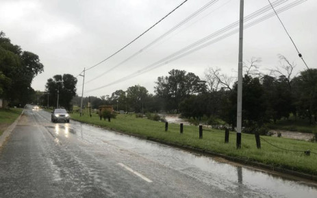 Heavy rain and flash floods affected traffic in Johannesburg and surrounding areas on 23 March 2018. Picture: Christa Eybers/EWN.