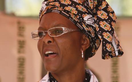 FILE: Zimbabwean first lady Grace Mugabe. Picture: EWN