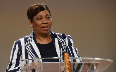 Basic Education Minister Angie Motshekga. Picture: Christa Eybers/EWN.